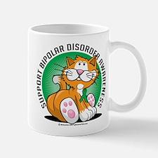 Bipolar Disorder Cat Mug