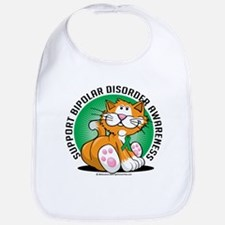 Bipolar Disorder Cat Bib
