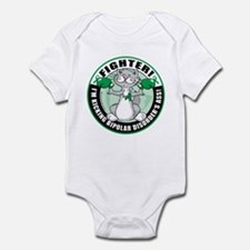 Bipolar Disorder Fighter Cat Infant Bodysuit