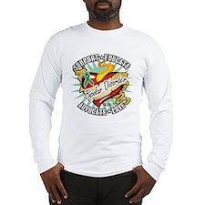 Bipolar Disorder Classic Hear Long Sleeve T-Shirt
