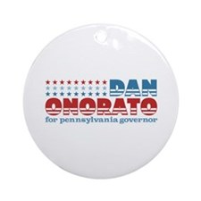 Onorato for PA Governor Ornament (Round)
