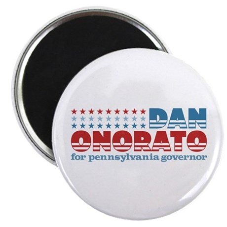 "Onorato for PA Governor 2.25"" Magnet (10 pack)"