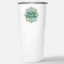 Bipolar Disorder Lotus Travel Mug