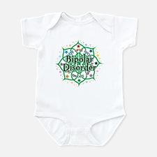 Bipolar Disorder Lotus Infant Bodysuit