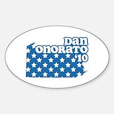 Dan Onorato 2010 Decal