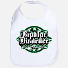 Bipolar Disorder Tribal Bib