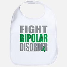 Fight Bipolar Disorder Bib