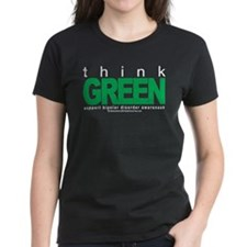 Bipolar Disorder Think Green Tee