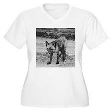 Pure Silver Fox T-Shirt