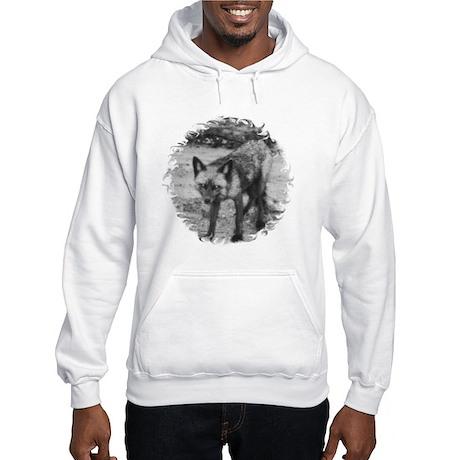 Silver Fox IV Hooded Sweatshirt