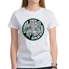 Stomp Out Bipolar Disorder Tee