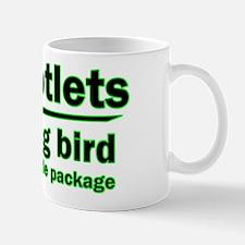 Green Parrotlets Mug