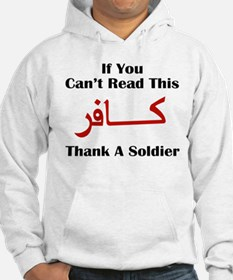 Thank a Soldier Hoodie