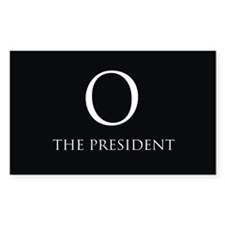 O the President Decal