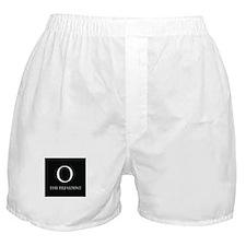 O the President Boxer Shorts