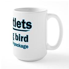 Blue Parrotlets Mug