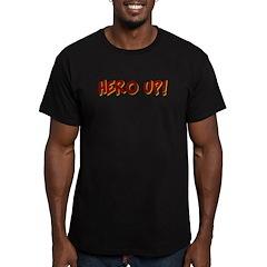 KIDS SUPER HERO SHIRT HERO UP T