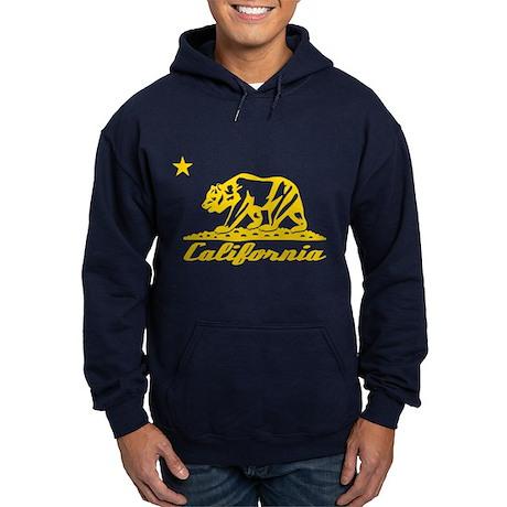 California Bear Hoodie (dark)
