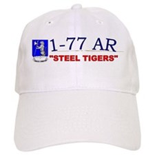 1st Bn 77th AR Baseball Cap
