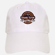 Grand Teton Vibrant Baseball Baseball Cap