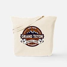 Grand Teton Vibrant Tote Bag