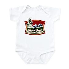 Grand Teton Mountains Infant Bodysuit