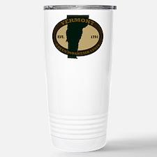 Vermont Est. 1791 Travel Mug