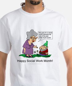 Party For A Month Shirt