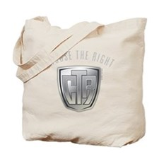 Cute Right to choose Tote Bag