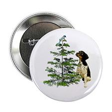 "Bird Dog Tree 2.25"" Button"