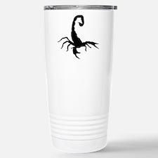 The Scorpion Stainless Steel Travel Mug