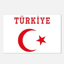 Turkiye Postcards (Package of 8)