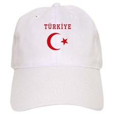 Turkiye Baseball Cap