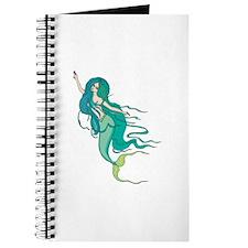 Green Mermaid Journal