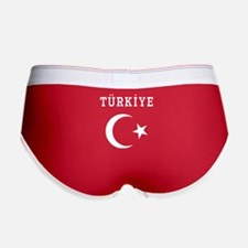 Turkiye Women's Boy Brief