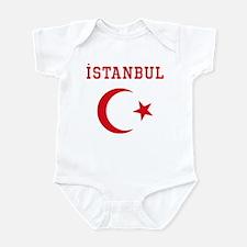 Istanbul Infant Bodysuit