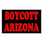 Boycott Arizona bumper sticker