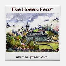 L.o.l. The Hosen Few Tile Coaster