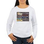 Pacific Ocean Park Memories Women's Long Sleeve T-