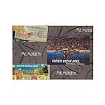 Pacific Ocean Park Memories Rectangle Magnet (100