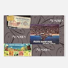 Pacific Ocean Park Memories Postcards (Package of