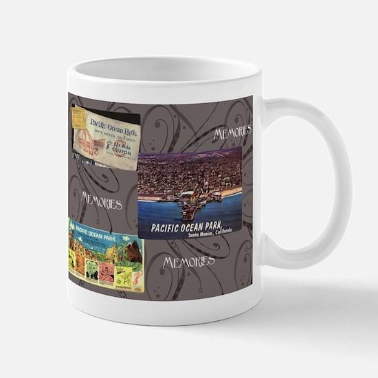 Pacific Ocean Park Memories Mug