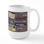 Pacific Ocean Park Memories Large Mug