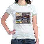 Pacific Ocean Park Memories Jr. Ringer T-Shirt