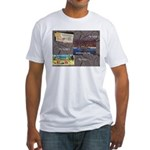 Pacific Ocean Park Memories Fitted T-Shirt