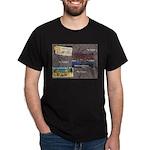 Pacific Ocean Park Memories Dark T-Shirt