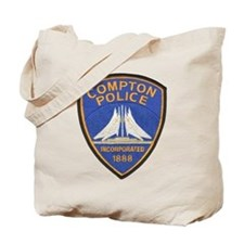 Compton Police Last Style Tote Bag