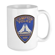 Compton Police Last Style Mug