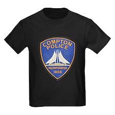Compton Police Last Style T