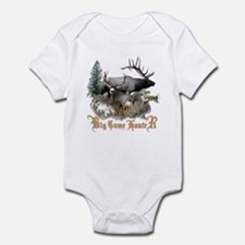 Big Game Hunter Infant Bodysuit